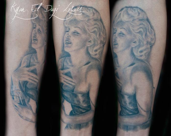 Marilyn Monroe Channel No 5