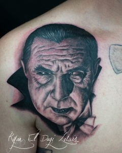 Bella Lugosi Dracula