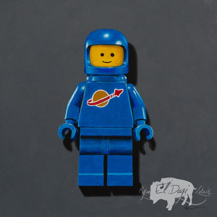 lego spaceman site