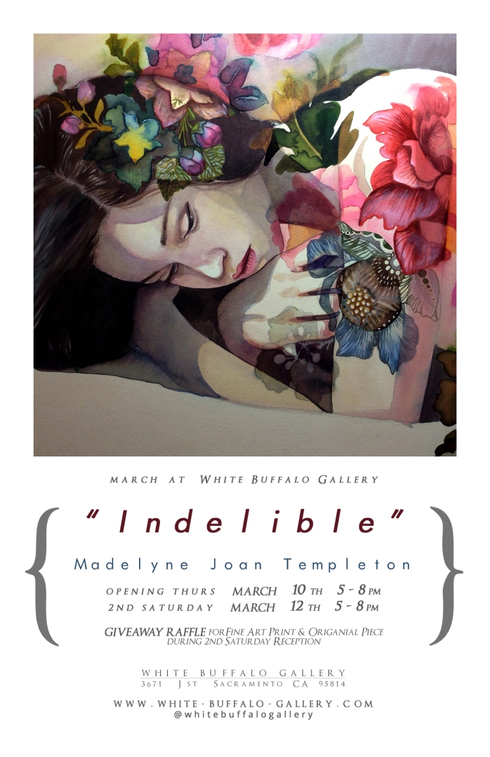 %22Indelible%22 POSTER